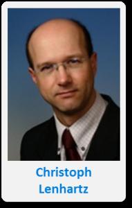 Pasfoto met naam Chtistoph Lenhartz