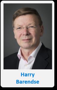Pasfoto met naam Harry Barendse 2